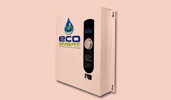 ecosmart eco 27 electric tankless water heater