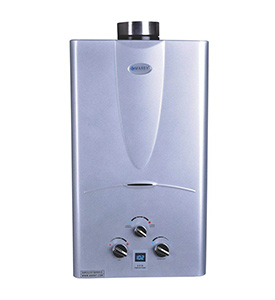 marey gas 10L digital panel tankless water heater reviews